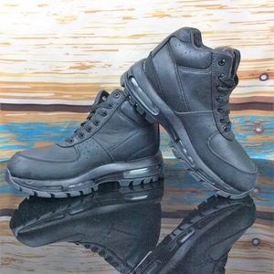 cheap for discount 76548 013e8 Nike Air Max ACG Goadome GS  Black